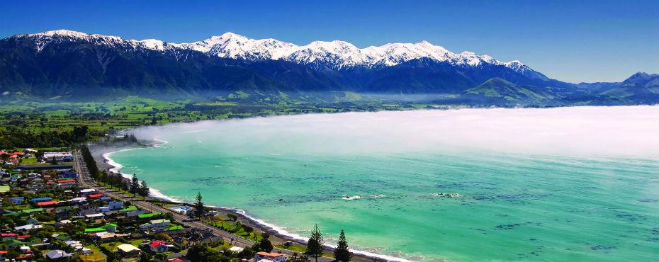 7 Day South Island Coastal Self-Drive